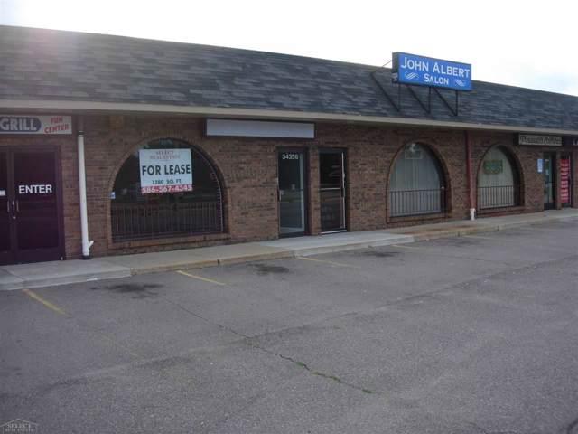 34356 Utica Rd, Fraser, MI 48026 (MLS #31391754) :: The Tom Lipinski Team at Keller Williams Lakeside Market Center