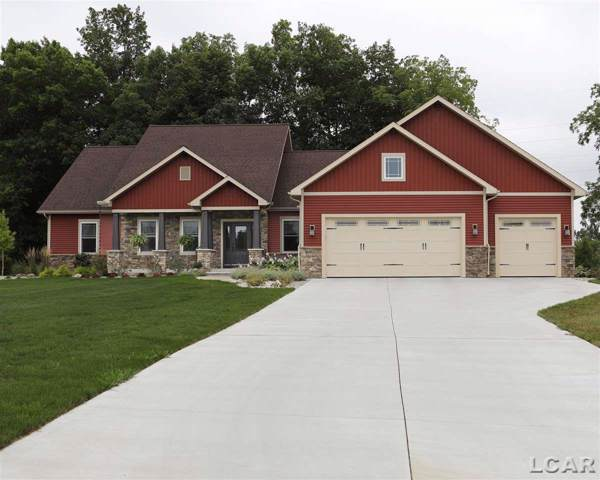 3887 Timber Hills Dr., Adrian, MI 49221 (MLS #31394180) :: The John Wentworth Group