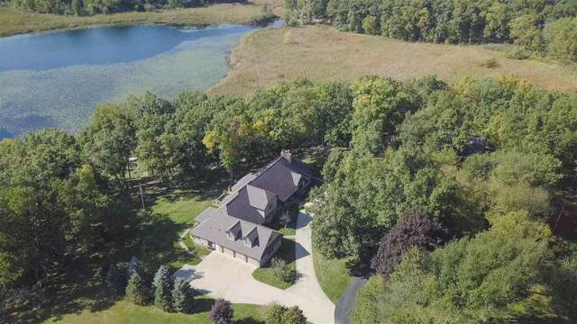 10486 Lost Lake Dr., Holly, MI 48442 (MLS #31397360) :: The John Wentworth Group