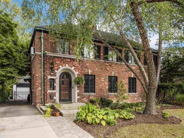 1162 Grayton, Grosse Pointe Park, MI 48230 (MLS #31398036) :: The Tom Lipinski Team at Keller Williams Lakeside Market Center