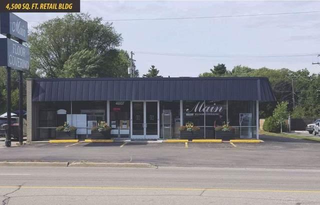 46937 Van Dyke, Shelby Twp, MI 48317 (MLS #31400097) :: The Tom Lipinski Team at Keller Williams Lakeside Market Center