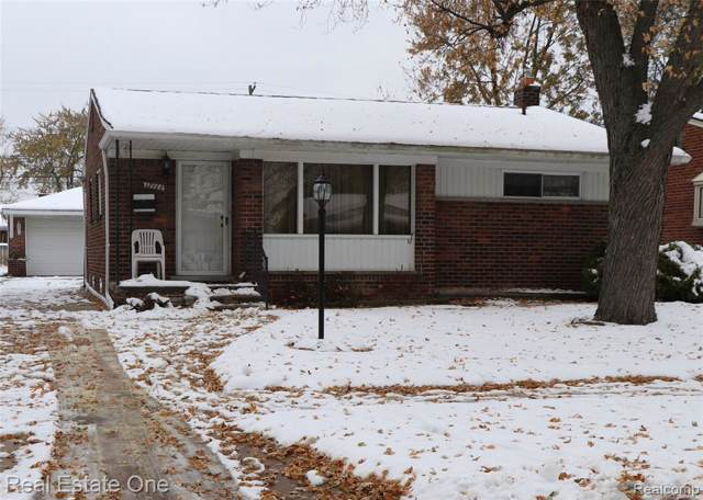 17168 Koester St, Riverview, MI 48193 (MLS #219117744) :: The John Wentworth Group
