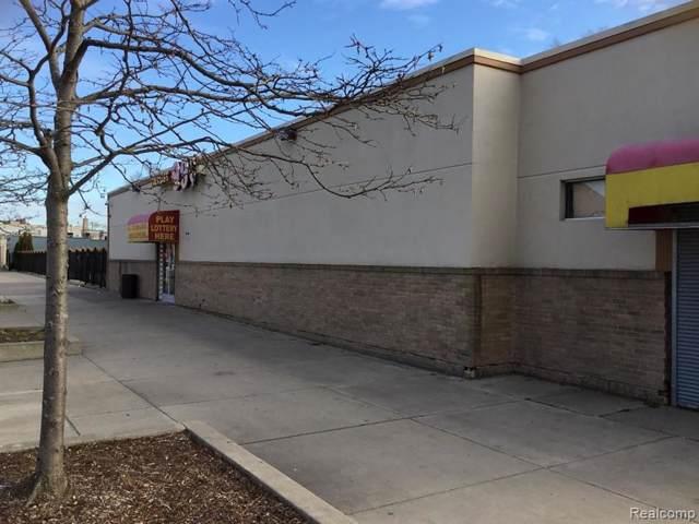 309 W 7 MILE RD, Highland Park, MI 48203 (MLS #219121315) :: The Tom Lipinski Team at Keller Williams Lakeside Market Center
