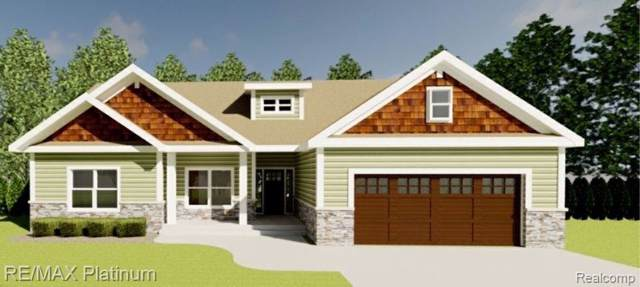 25 Timberleaf, Brighton, MI 48114 (MLS #219122518) :: The John Wentworth Group