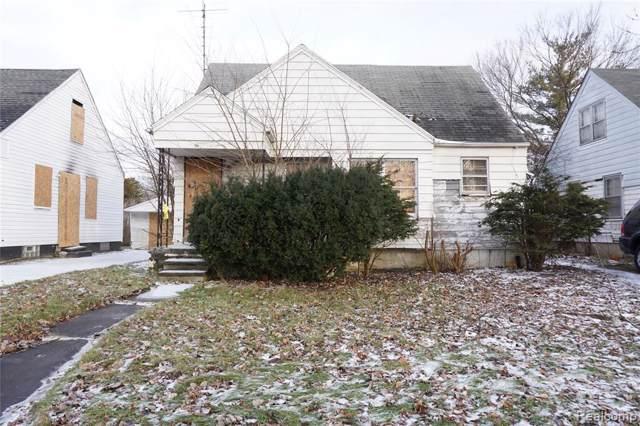 9030 Pierson St, Detroit, MI 48228 (MLS #2200004120) :: Kelder Real Estate Group
