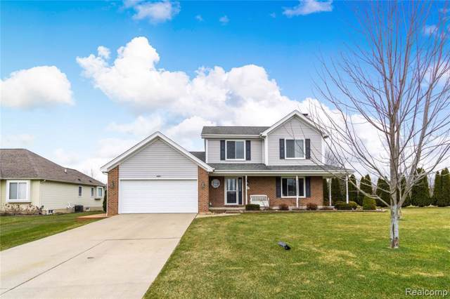 4481 Maple Leaf Dr, Grand Blanc, MI 48439 (MLS #2200004321) :: The John Wentworth Group