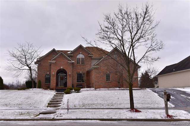10169 Golfside Dr, Grand Blanc, MI 48439 (MLS #2200004569) :: The John Wentworth Group