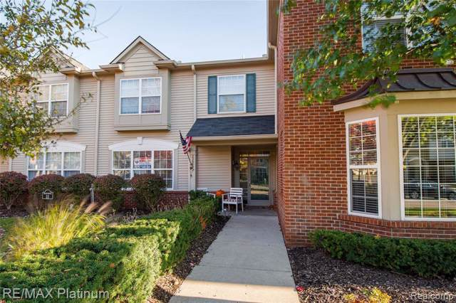 4445 Aster Blvd, Howell, MI 48843 (MLS #2200004647) :: The John Wentworth Group