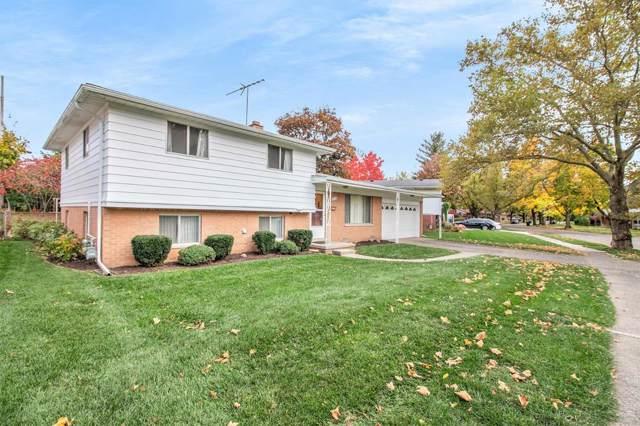804 Patricia Ave, Ann Arbor, MI 48103 (MLS #3270774) :: The John Wentworth Group