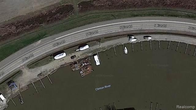 N River Rd, Harrison Twp, MI 48045 (MLS #2200009007) :: The Tom Lipinski Team at Keller Williams Lakeside Market Center