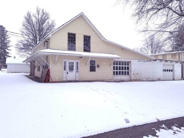 Brooks, Cement City, MI 49233 (MLS #202000434) :: The John Wentworth Group