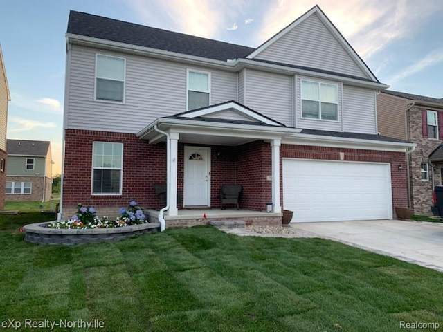 7184 Castell Blvd, Van Buren Twp, MI 48111 (MLS #2200012521) :: The John Wentworth Group