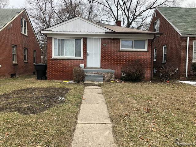 18810 Concord St, Detroit, MI 48234 (MLS #2200014614) :: The John Wentworth Group
