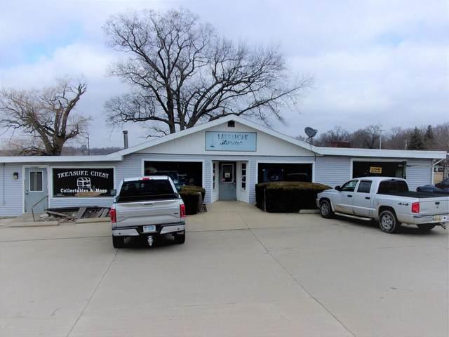 2860 Hudson Rd, Hillsdale, MI 49242 (MLS #20009599) :: The Tom Lipinski Team at Keller Williams Lakeside Market Center