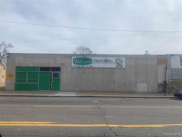 17134 Wyoming, Detroit, MI 48221 (MLS #2200022347) :: The Tom Lipinski Team at Keller Williams Lakeside Market Center