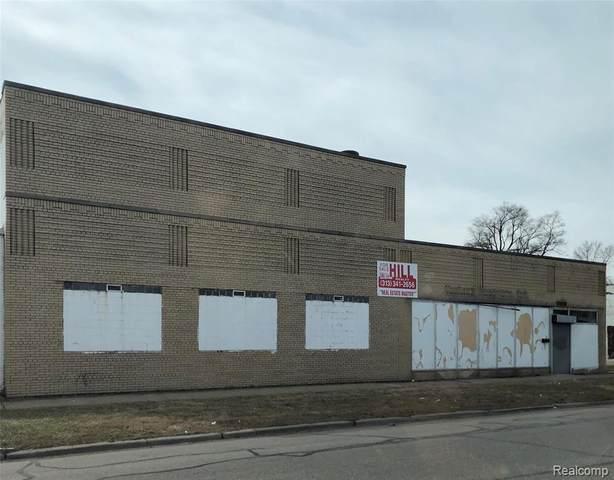 17219 W Mcnichols, Detroit, MI 48235 (MLS #2200022349) :: The Tom Lipinski Team at Keller Williams Lakeside Market Center