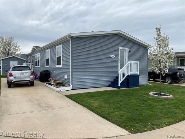 1668 Santa Fe Trl, Hartland, MI 48353 (MLS #2200030591) :: Scot Brothers Real Estate