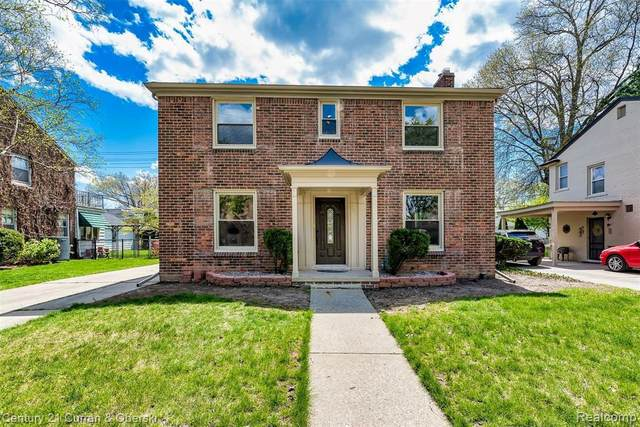 940 S Lafayette St, Dearborn, MI 48124 (MLS #2200030956) :: The Tom Lipinski Team at Keller Williams Lakeside Market Center