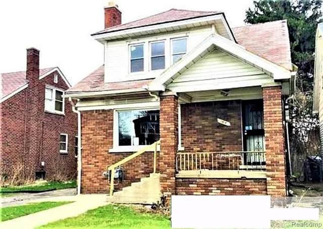 11414 Hartwell St, Detroit, MI 48227 (MLS #2200032370) :: Scot Brothers Real Estate