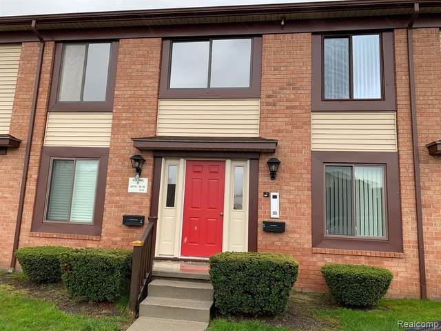 1975 Michigan Ave Apt B15, Marysville, MI 48040 (MLS #2200034290) :: The Tom Lipinski Team at Keller Williams Lakeside Market Center