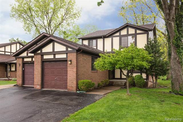 40 Parkplace S, Allen Park, MI 48101 (MLS #2200035454) :: The Tom Lipinski Team at Keller Williams Lakeside Market Center