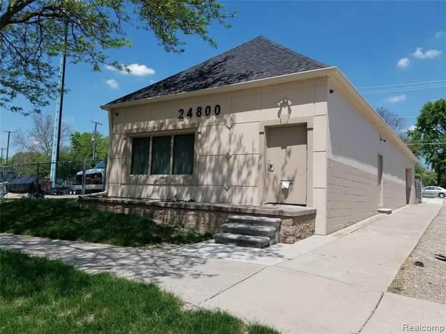 24800 5 MILE RD, Redford, MI 48239 (MLS #2200037324) :: The Tom Lipinski Team at Keller Williams Lakeside Market Center