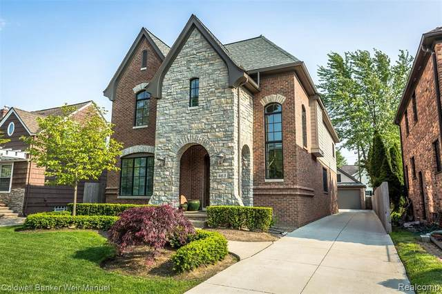 463 Hanna St, Birmingham, MI 48009 (MLS #2200037947) :: The Tom Lipinski Team at Keller Williams Lakeside Market Center