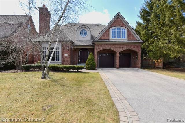 567 Baldwin Crt, Birmingham, MI 48009 (MLS #2200038173) :: The Tom Lipinski Team at Keller Williams Lakeside Market Center