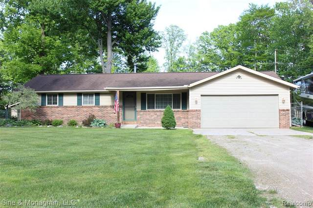 3124 Maumee Trl, Clyde, MI 48049 (MLS #2200038546) :: The Tom Lipinski Team at Keller Williams Lakeside Market Center