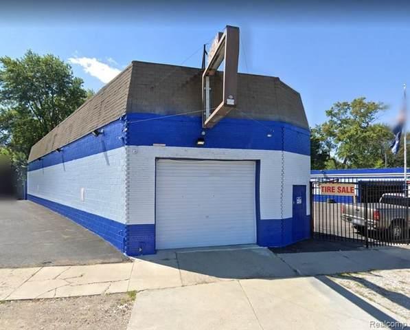 24241 W Grand River Ave, Detroit, MI 48219 (MLS #2200038624) :: The Tom Lipinski Team at Keller Williams Lakeside Market Center