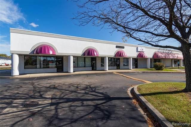 3725 S Saginaw St, Flint, MI 48507 (MLS #2200038683) :: The Tom Lipinski Team at Keller Williams Lakeside Market Center
