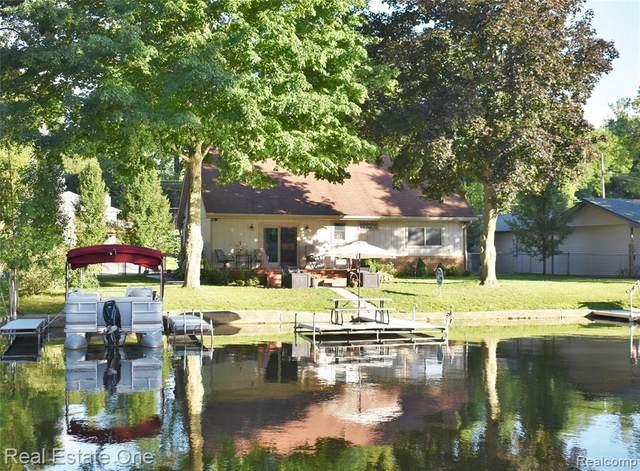 11950 Portage Lake Ave, Pinckney, MI 48169 (MLS #2200038583) :: The Tom Lipinski Team at Keller Williams Lakeside Market Center