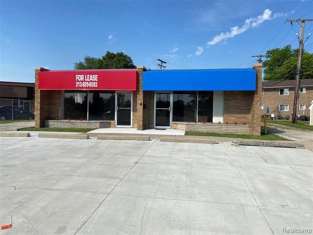 1801 S Trenton Dr, Trenton, MI 48183 (MLS #2200039028) :: The Tom Lipinski Team at Keller Williams Lakeside Market Center