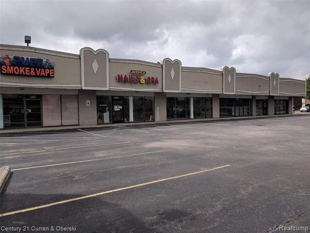32927 Warren Rd, Westland, MI 48185 (MLS #2200039374) :: The Tom Lipinski Team at Keller Williams Lakeside Market Center