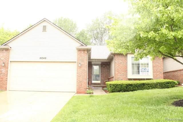 10348 Tophill Dr, Hartland, MI 48353 (MLS #2200044062) :: Scot Brothers Real Estate