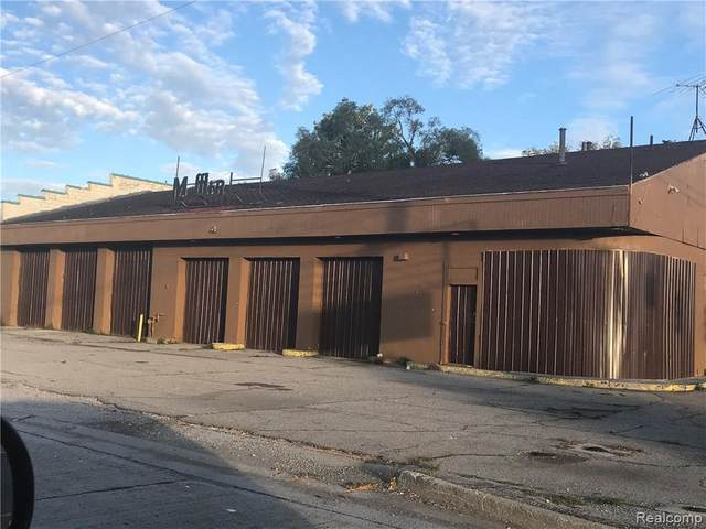 26610 Michigan Ave, Inkster, MI 48141 (MLS #2200046498) :: The BRAND Real Estate