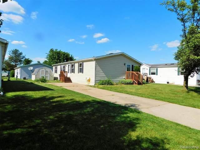 13605 Albany Crt, Hartland, MI 48353 (MLS #2200046898) :: Scot Brothers Real Estate