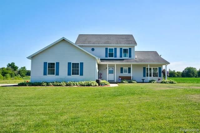 10295 W Bristol Rd, Swartz Creek, MI 48473 (MLS #2200049688) :: Scot Brothers Real Estate