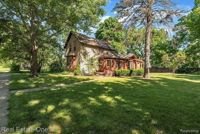 508 North St, Holly, MI 48442 (MLS #2200050099) :: Scot Brothers Real Estate