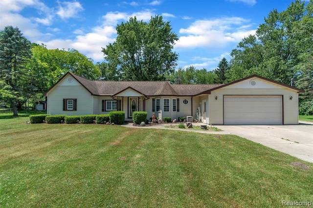 9059 N Seymour Rd, Flushing, MI 48433 (MLS #2200049966) :: Scot Brothers Real Estate
