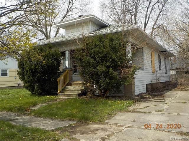 818 Alvord Ave, Flint, MI 48507 (MLS #2200050479) :: Scot Brothers Real Estate