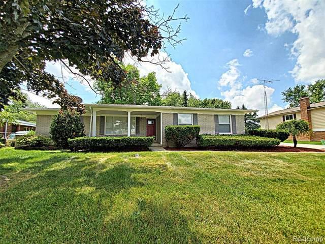 5432 Moceri Ln, Grand Blanc, MI 48439 (MLS #2200050475) :: Scot Brothers Real Estate