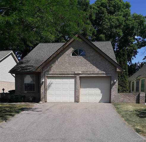 906 Whisperwood Dr, Fenton, MI 48430 (MLS #2200049672) :: Scot Brothers Real Estate