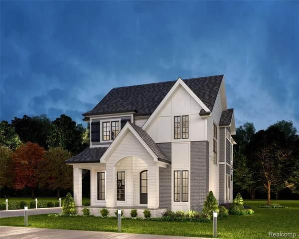 1971 Webster St, Birmingham, MI 48009 (MLS #2200050620) :: The BRAND Real Estate