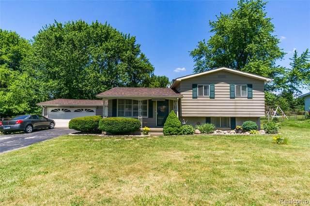 6229 Mockingbird Ln, Flint, MI 48506 (MLS #2200049999) :: Scot Brothers Real Estate