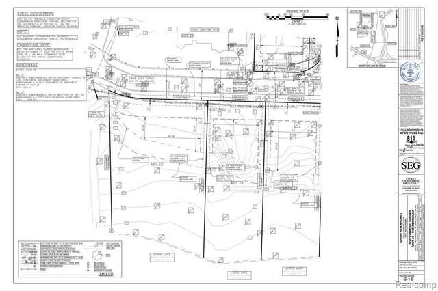 Lot 23 Lake Edge Dr, Brighton, MI 48114 (MLS #2200047973) :: Scot Brothers Real Estate