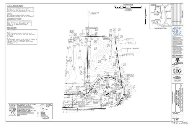 Lot 28 Lake Edge Dr, Brighton, MI 48114 (MLS #2200048057) :: Scot Brothers Real Estate
