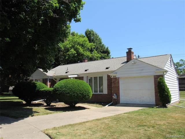 3813 Lynn Crt, Flint, MI 48503 (MLS #2200050773) :: Scot Brothers Real Estate