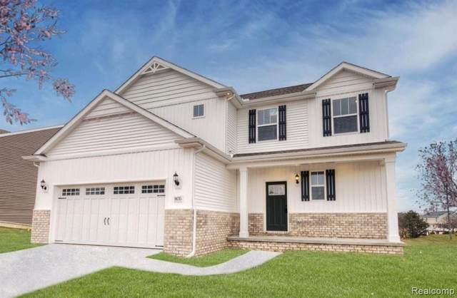 TBD Blackstone Dr (Homesite 2), Howell, MI 48843 (MLS #2200050833) :: Scot Brothers Real Estate