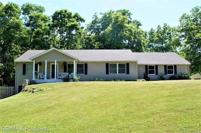 4035 Stamper Way, Howell, MI 48855 (MLS #2200050896) :: Scot Brothers Real Estate